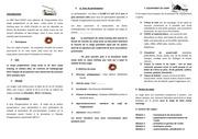bulletin d info training1