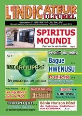 indicateur culturel numero 16 aout 2013