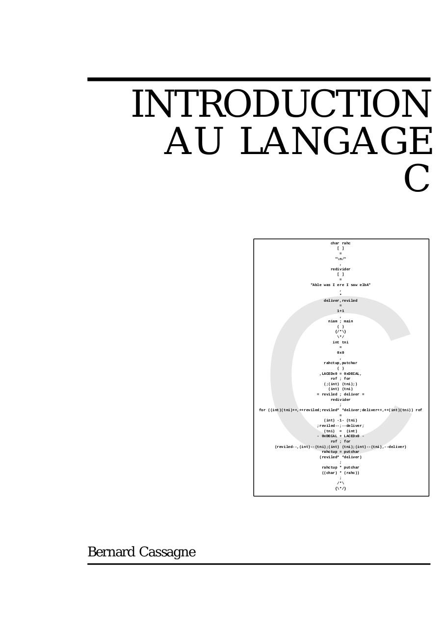 Introduction_ANSI_C-B.Cassagne.pdf - page 1/230