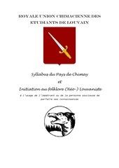2007 codex chimacienne