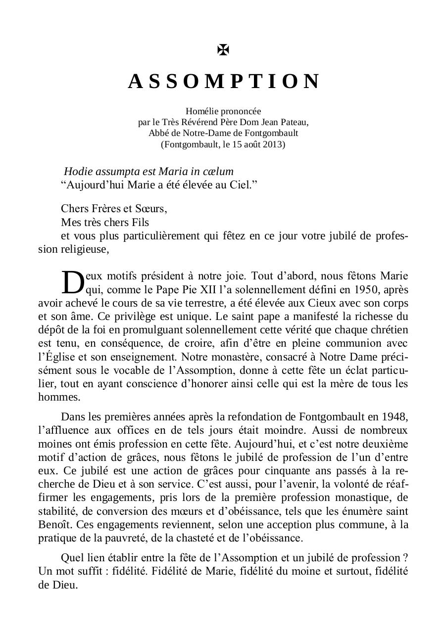 Aperçu du document Assomption 2013.pdf - page 1/4