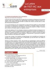 lettre externe istac juillet 2013