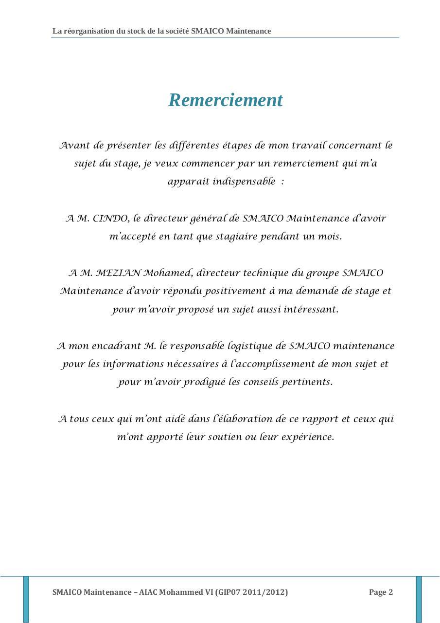 Rapport De Stage Technique1 Par Admin Fichier Pdf