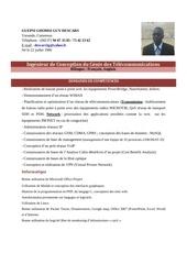 Fichier PDF moncv