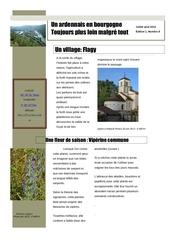 un ardennais en bourgogne journal mensuel juillet aout 2013