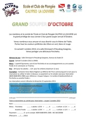 invitation souper octobre 2013