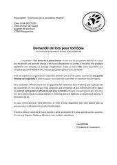 Fichier PDF tombola 1