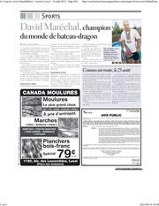 le courrier laval smartedition courrier laval 10 aout 2013 page 24