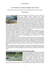 chungju 2013 grille de lecture et pronostics 1