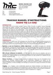 notice tq traxxas