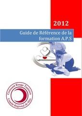 Fichier PDF guide de reference de la formation aps