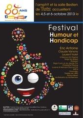 affiche festival humour et handicap a3 au 26 08 2013