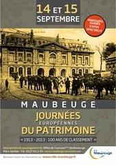 journees du patrimoine 2013