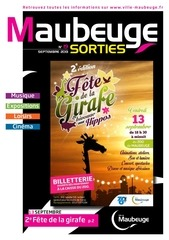 maubeuge sorties septembre 2013