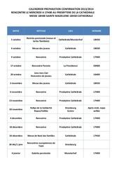 Fichier PDF dates confirmation 2014