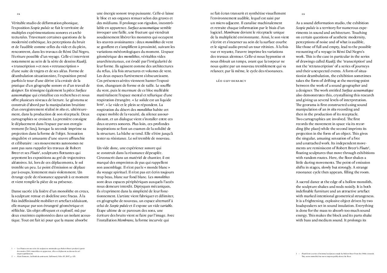 Galeries Nomades 2012, IAC:Villeurbanne - Edition Analogues.pdf - page 3/9
