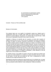 gendarmerie protestation radars travaux a9 anonyme 3