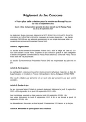 130905 reglement jeu createurs passy plaza