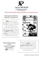 communique presse newsletter sept2013 v2