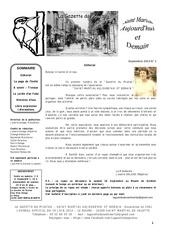 la gazette 1