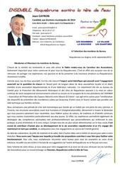 lettre aux associations