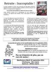 tract retraite 10 septembre 2013