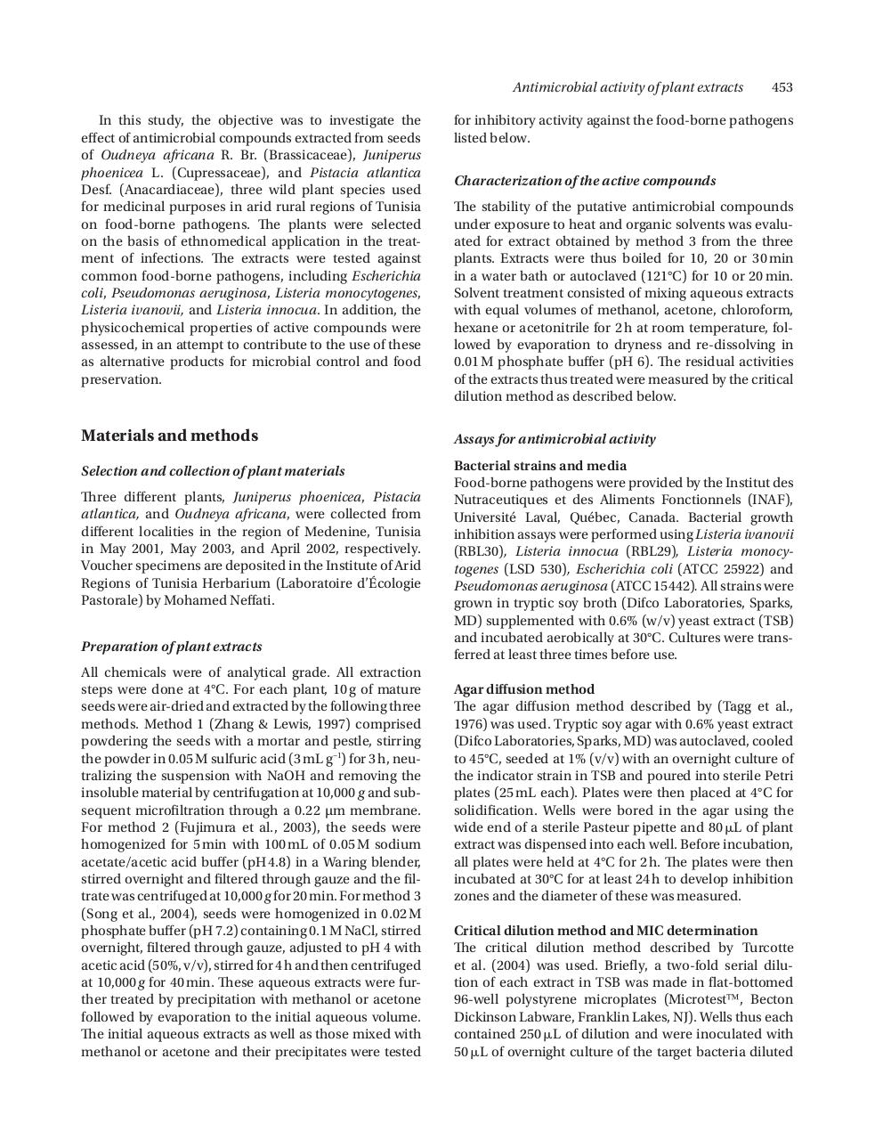 Aperçu du document Antimicrobial properties of aqueous extracts from three.pdf - page 2/6