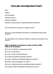 Fichier PDF fiche d inscription 1