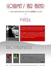 Fichier PDF gourmet jazz