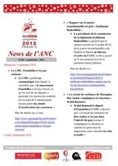newsletter n 38