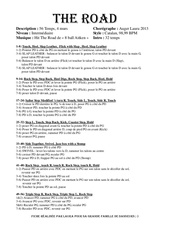 Fichier PDF the road