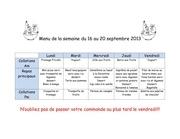 Fichier PDF menu de la semaine du 16 au 20 septembre 2013