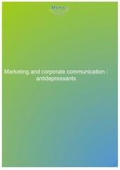 antidepressants marketing lobbying pr