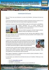 Fichier PDF commissaire de course