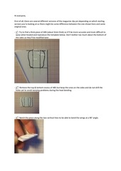 how to make a magazine clip pin for your e 11 2