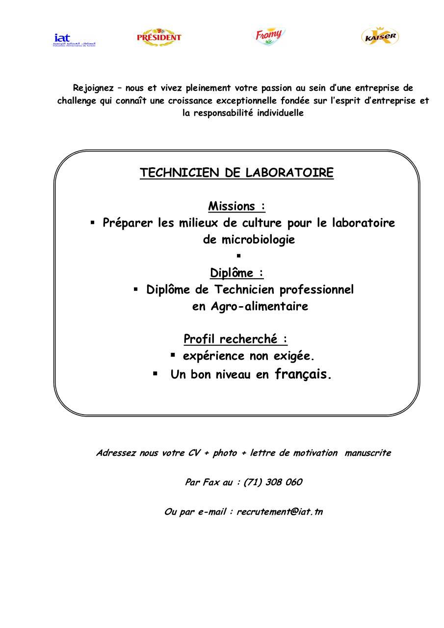 insertion offre d u0026 39 emploi btp 2 par kaouther amroussi