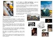 cp fin de projet chill up festival