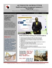news letter smss 2 organisation en