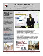Fichier PDF news letter smss 2 organisation fr