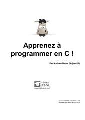 14189 apprenez a programmer en c