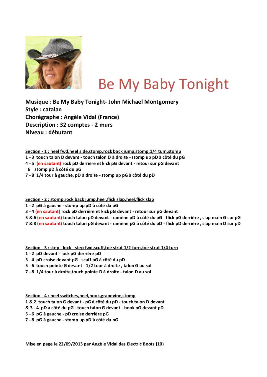 be my baby.pdf - page 1/2
