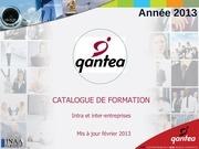catalogue formation qantea 2013 1