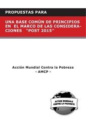 socle commun amcp esp