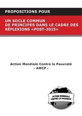 socle commun principes post 2015 amcp