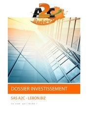 rapport investisseurs