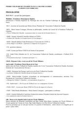 tdc programme 12 octobre 2013