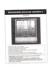 notice baignoire douche heaven 2 599049