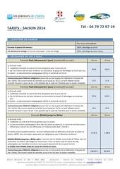 tarifs 2014 v1 def
