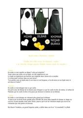 hijab jilbab khimar
