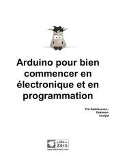 site du zero programmation arduino